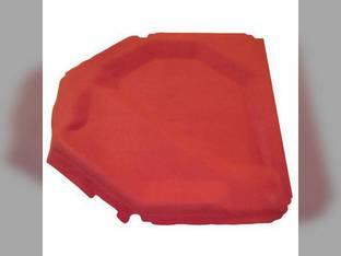 Cab Foam Main Headliner Red Material Series III White 100 120 125 140 145 160 170 185 195 2-110 2-135 2-155 2-180 2-88