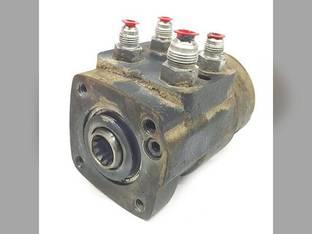 Used Steering Hand Pump White 2-105 2-135 2-155 2-85 2-150 Oliver 1855 1755 1955 Minneapolis Moline G1355 30-3298663 30-3018458