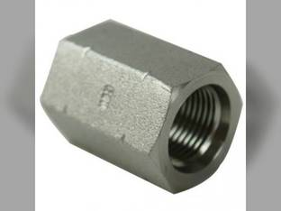 "Female Coupling Straight Thread 3/4""-16"