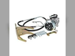 Air Conditioning Compressor Conversion Kit Ford 7710
