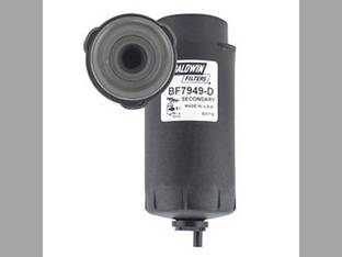 Filter - Fuel Secondary Water Separator W / Removable Drain BF7949 D John Deere 7430 240 672 7730 T550 410J 7630 7330 7530 7930 7230 W540 670 640 7130 S550 648 210 6150M W550 6170M 7830 4630 200 270