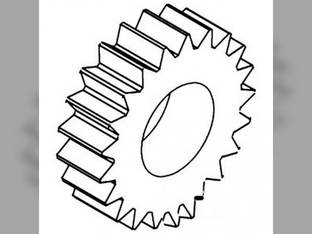 Differential Pinion Gear John Deere 4020 4000 4430 600 4230 7520 570 644 4320 R33004