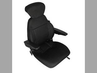 Seat Assembly Cordura Fabric Black Universal