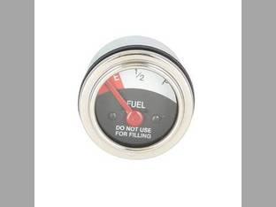 Fuel Gauge - 12V Negative Ground - 3 prong John Deere 2010 3020 5010 4020 2510 3010 5020 4010 RE53664