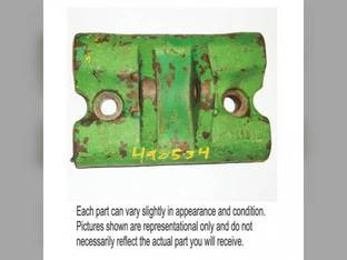 Used Top Link Bracket John Deere 2010 T13114