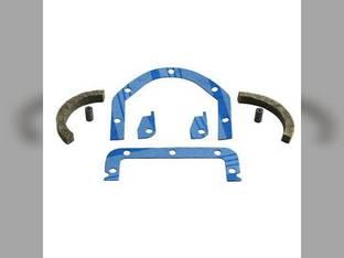 Rear Crankshaft Seal Set International C169 W4 I4 HV O4 Super H C152 H Super HV 300 OS4 350 C164 C175 45014DK