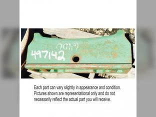 Used Weight Bracket John Deere 6200 6300 6400 6500 L78555