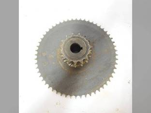 Used Final Drive Sprocket Case 1830 D76463