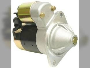 Starter - Hitachi Style (18055) Hitachi John Deere 2653A 375 Gator HPX4x4 332 Gator 6x4 322 F915 3375 AM875014 Yanmar 3TNA72 119225-77010