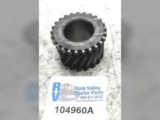 Gear-input Shaft     18T