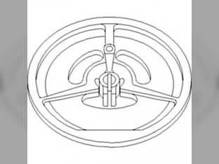Sheave Assembly - Inner Drive Separator Fan John Deere 9510 9560 SH 9600 9650 CTS CTSII 9550 SH 9560 9660 CTS 9450 9500 9410 9610 9400 9510 SH 9550 9500 SH 9650 CTS 9660 AH149356