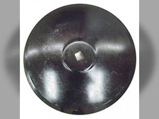 """Disc Blade 22"""" Smooth Edge 3/16"""" Thickness 1-1/8"""" Square Axle Raised Flat Center Case IH 482975R1"""