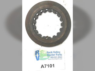 Plate-clutch Backing