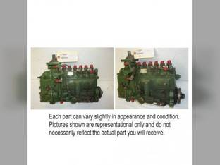 Used Fuel Injection Pump John Deere 6466D 4440 AR70235