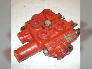 Used Hydraulic Control Valve Gehl HL2500A 2500 600584