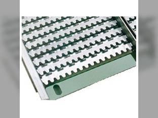 Bottom Sieve Adjustable Blunt Finger International 1482 1480 193960C2 Case IH 1680 1682