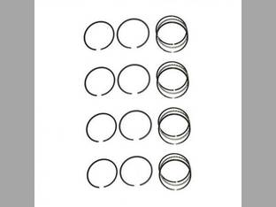 """Piston Ring Set - .060"""" Oversize - 4 Cylinder Ford 860 851 861 850 900 821 981 941 1841 1801 960 901 951 801 820 800 811 871 1881 1811 840 881 172 950 971 1821 961 1871 841 4000 New Holland 907 909"""