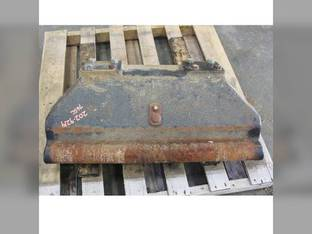Used Weight Bracket Challenger / Caterpillar MT735 MT745 MT745B MT755B MT755C MT765 MT765A MT765B MT765C 2029219