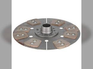 Remanufactured Clutch Disc Massey Ferguson 1800 1500 1505 1805 543552M91