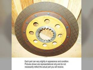 Used Brake Disc IH International 4586 1568 1566 1586 67402C2
