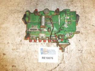 Pump-fuel Injection