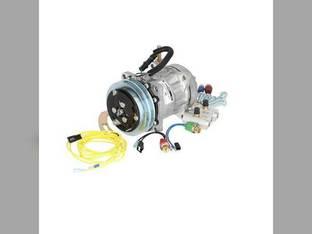 Air Conditioner Compresser Conversion Kit John Deere 6620 8440 4040 4430 7720 8430 8640 4230 4350 4240 8630 4630 4440