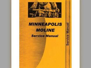 Service Manual - Z Minneapolis Moline Z Z