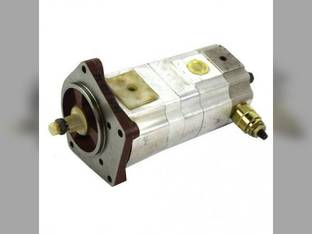 Hydraulic Pump With Relief Valve Mahindra C4005 3505 4025 C35 4505 485 C27 4525 3525 5005 575 005557415R91