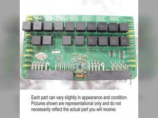 Used Power Distribution Board No. 1 John Deere 9450 9650 9550 9750 AH157232