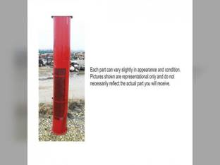 Used Auger Tube - Horizontal Unloading - Front Case IH 1620 1640 1644 1660 1666 1670 1680 1682 1688 2144 2166 2188 2344 2366 2388 2377 1317873C1