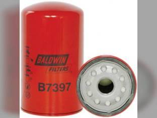 Filter Lube Spin-on B7397 New Holland TC35DA TC35A T2330 TC45D TC35D TC40DA TC40A T2320 TC35 TC45A TC40 TC40D TC45DA T2310 TC45 Case IH D40 DX40 Farmall 45 Farmall 50 D45 DX45 D35 Farmall 40 DX35