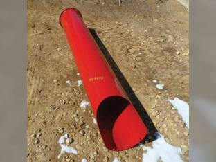 Used Auger Tube - Unloading Rear Case IH 1644 2388 1666 2344 1682 1670 1640 2166 1660 1688 2366 2377 1680 2188 2144 1317783C1