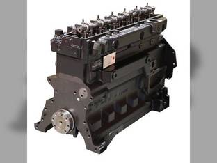 Remanufactured Engine Assembly Long Block 6.8L John Deere 6068T 7210 7410 7510