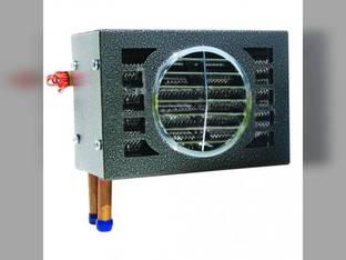 "Auxiliary Heater 9-1/2"" x 6-1/2"" x 7"" 20 000 BTU 12V"