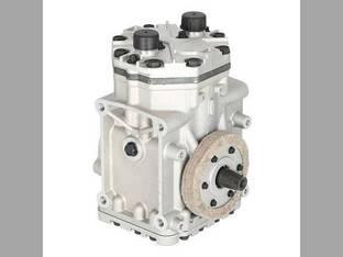 Air Conditioning Compressor - York style Valeo w/o Clutch International 3288 6788 3088 3688 5288 6588 5088 7488 6388 3488 5488 Case IH 1682 1670 1640 1620 1660 1680 Cat / Lexion Massey Ferguson CLAAS