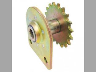 Drive Chain Sprocket with Bearing John Deere 7000 7100 AA30654