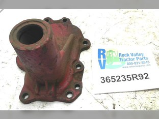 Cover-steering Gear Hsg