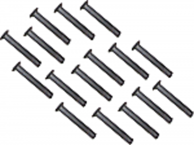 Brake Pad Rivets - 1.343""