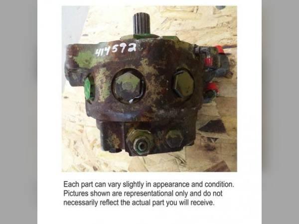 john deere 3010 hydraulic pump removal image of deer