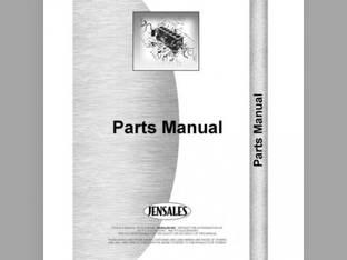 Parts Manual - 100 130 140 International 130 130 140 140 100 100