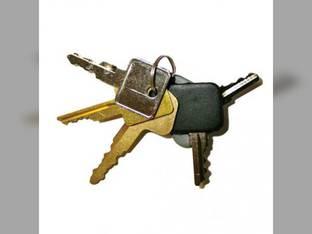 Key Set Bobcat Bobcat 6587458 7006802 41307-00007 6512809 6709527