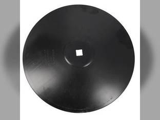 """Disc Blade 18"""" Smooth Edge 7 Gauge 1-1/2"""" Round Axle"""