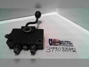 Valve-hyd Seat Control
