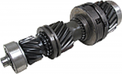 Remanufactured Topshaft, Quad-Range