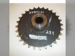 Used Axle Drive Sprocket Case 85XT 84172878