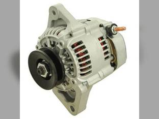 Alternator - Denso Style (12352) John Deere 4600 50D 110 4710 4510 4310 3520 4300 3320 3720 35D 4410 4700 4500 4105 4400 4200 ProGator 2030 4210 4610 3120 New Holland E35B E30B Case Yanmar