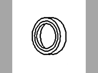 Block, Cover, Rear Seal