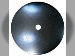"""Disc Blade 24"""" Smooth Edge 1/4"""" Thickness 1-3/4"""" Round Axle"""