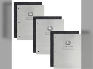 Complete Manual Set - 60 620 630 John Deere 630 630 60 60 620 620