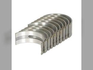 "Main Bearings - .030"" Oversize - Set Massey Ferguson 285 Super 90 298 70 698 90 1085 1080 745586M91"